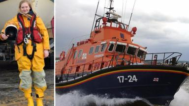 RNLI: Volunteer Danielle Marr has joined lifeboat crew.