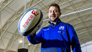 Belief: Greig Laidlaw wants an accurate performance to set the basis for another famous win