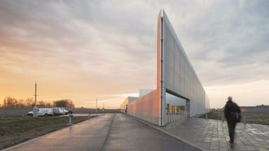 Nucleus nuclear archive site near Dounreay