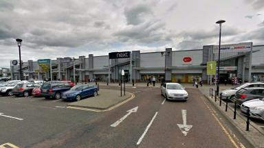 Central Retail Park Falkirk generic from Google Street View