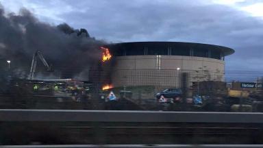 Dundee fire February 16 2017