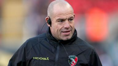 Richard Cockerill: Ex-Leicester coach will join Edinburgh.