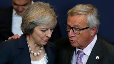 Jean-Claude Juncker: Brexit will take years and be very expensive