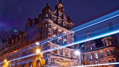 Scotsman Hotel in Edinburgh, purchased by the G1 Group