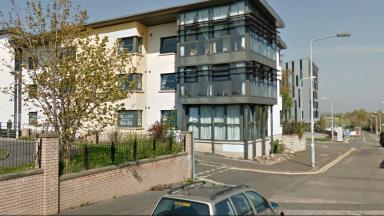 Blenham House care home in Edinburgh. Nurse Sosamma Saji struck off for resident assaults.