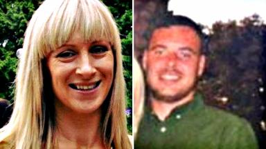 Julie McCash and David Sorrie, relatives, murder victims in Dundee's Drumlanrig Drive