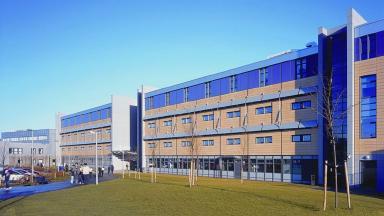 Edinburgh College Granton Campus, from wiki CC