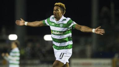 Highlights: Inverness 0-4 Celtic