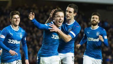 Highlights: Rangers 3-2 St Johnstone