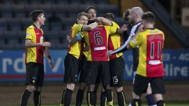 Highlights: Dundee 0-1 Partick Thistle