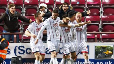 Highlights: Hearts 0-1 Ross County