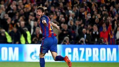 Highlights: Barcelona 6-1 PSG