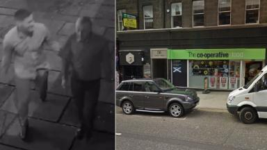 CCTV appeal Frederick Street outside Co-op store uploaded Thursday March 9 2017