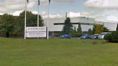 Ethicon plant in Livingston, set to close.