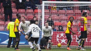 Scottish Premiership highlights: Partick Thistle 1-1 Inverness CT