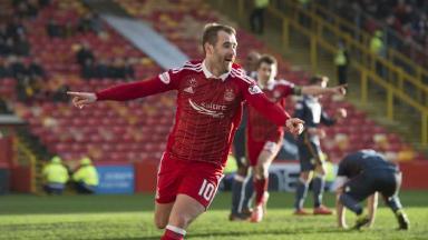 Scottish Premiership highlights: Aberdeen 1-0 Motherwell