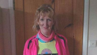 Heather Foggo runner died Innerleithen March 13 2017