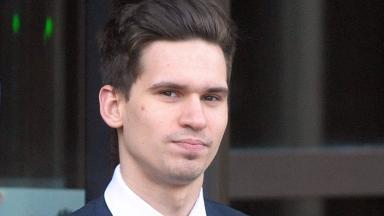 Daniel Cieslak: Given absolute discharge after rape conviction.