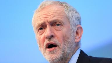 Jeremy Corbyn: Calls for him to back another vote.