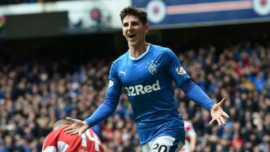 Scottish Premiership highlights: Rangers 4-0 Hamilton