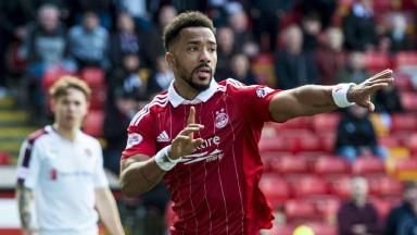 Scottish Premiership highlights: Aberdeen 2-0 Hearts