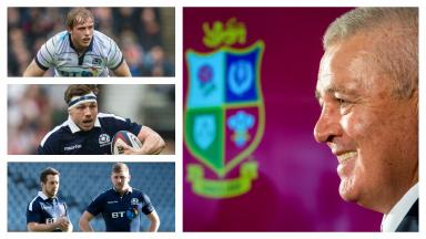 British and Irish Lions montage