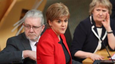 Nicola Sturgeon, March 21 2017
