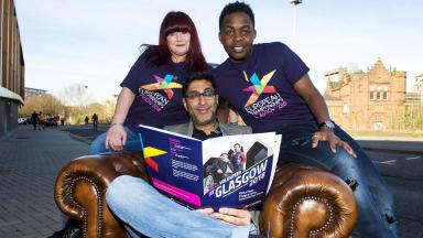 Sanjeev Kohli launches volunteer drive for Glasgow 2018 European Championships