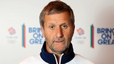 British Cycling doctor Richard Freeman