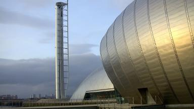 Glasgow Science Centre stock/generic image from Wikimedia