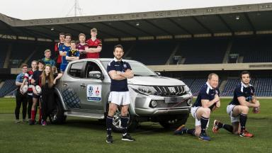 Greig Laidlaw on injury, Scotland and the Lions tour