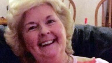 Dorothy Hudson, of Newton Mearns, East Renfrewshire, reported missing in March 2017