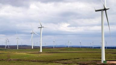 Whitelee Windfarm, near Eaglesham