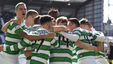 Celtic celebrate 2017