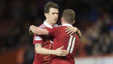 Watch Aberdeen secure their tenth consecutive home win