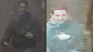 Assault and attempted robbery in The Gorbals