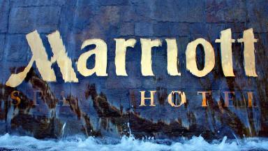 Marriott hotel stock/generic image from Flickr