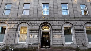 Aberdeen High Court stock/generic image from PA