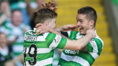 Celtic 3-1 Kilmarnock highlights