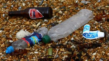 Cleaning up litter costs hundreds of millions of pounds.