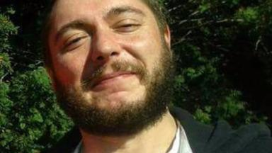 Richard Findon, of Aberdeen, who died in collision with Land Rover while riding motorcycle on A95 near Cromdale, the Highlands