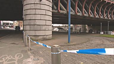 River Clyde: Pathway sealed off after report of sexual assault.
