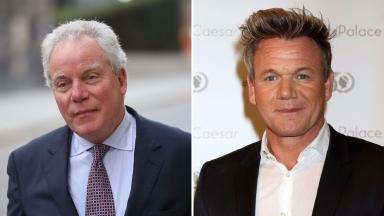Gordon Ramsay's father-in-law admits computer hacking