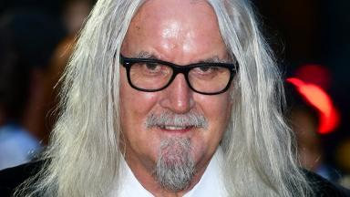 Billy Connolly in 2016