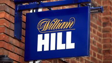 William Hill stock/generic image from PA