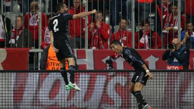Bayern Munich 1-2 Real Madrid