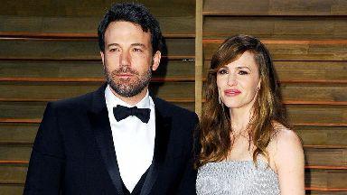Jennifer Garner and Ben Affleck begin divorce process