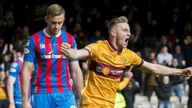 Scottish Premiership highlights: Motherwell 4-2 Inverness CT