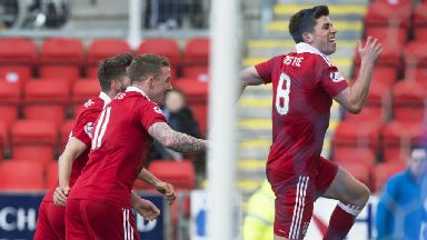 Scottish Premiership highlights: St Johnstone 1-2 Aberdeen