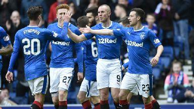 Scottish Premiership Goal Rush